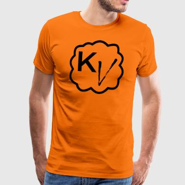 King Vape Icon - Men's Premium T-Shirt