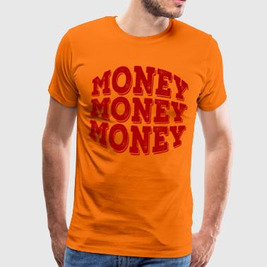 Money money money - Men's Premium T-Shirt