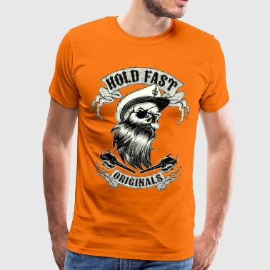 JUNK PIRATE - T-shirt Premium Homme