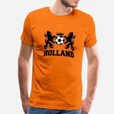 Nederlands Elftal holland / nederlands elftal / the netherlands - Mannen Premium T-shirt