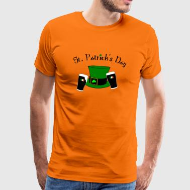 St. Patricks Day - Männer Premium T-Shirt