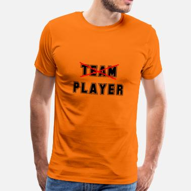 Team Player Team Player - Men's Premium T-Shirt