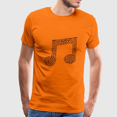 Audio - Men's Premium T-Shirt