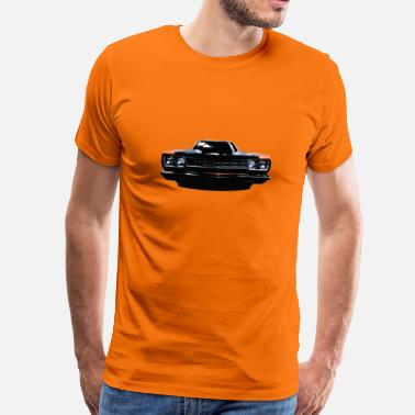 Dodge Roadrunner - Men's Premium T-Shirt