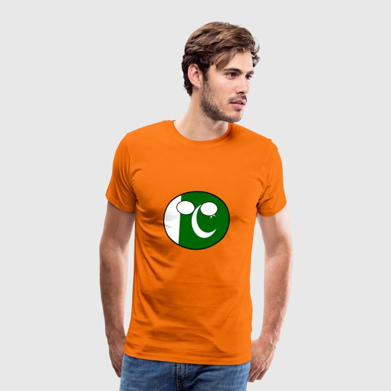 Countryball Country Home Pakistan - Men's Premium T-Shirt