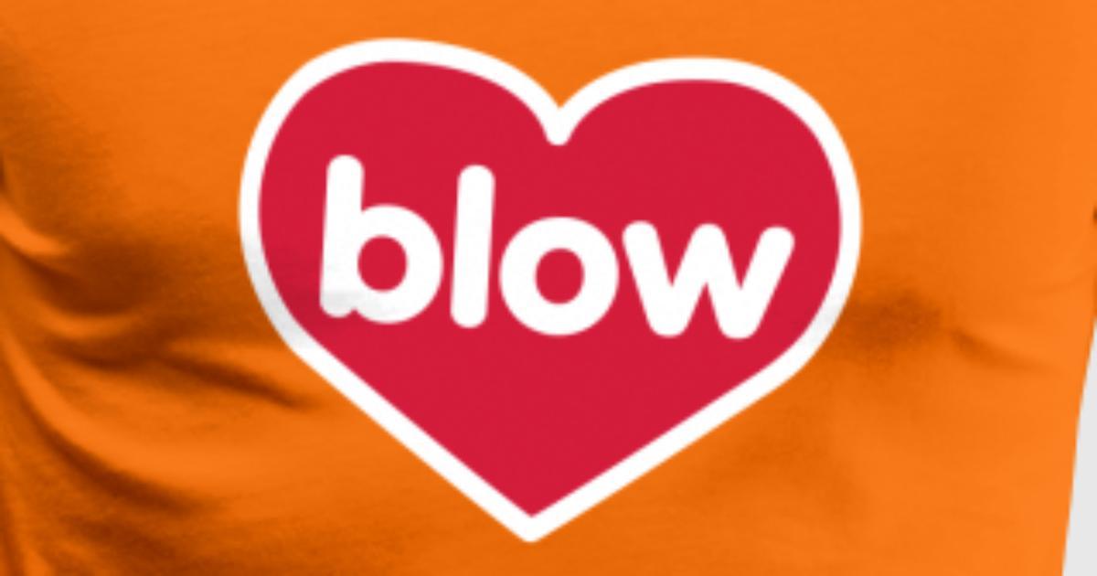 Blow Heart Love Liebe Herz Blasen Van Shirtrecycler