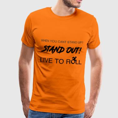 Stand out! - Men's Premium T-Shirt