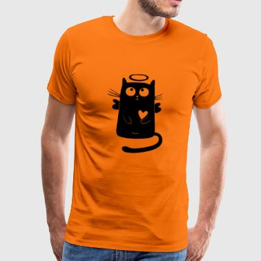 chat innocent - T-shirt Premium Homme