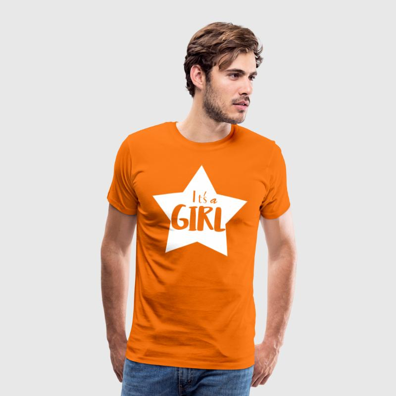 It's a Girl - Männer Premium T-Shirt