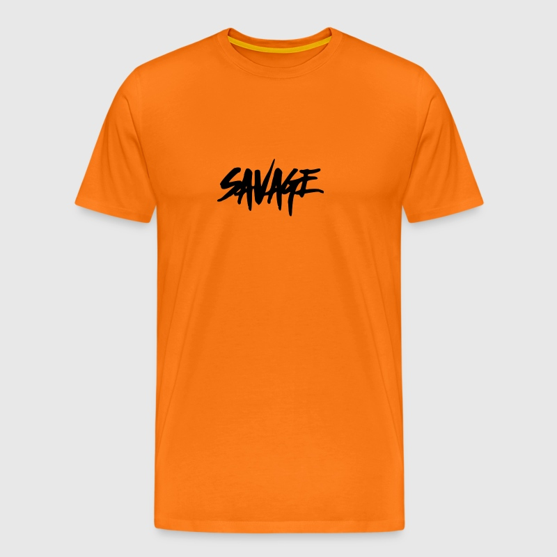 BE SAVAGE - Men's Premium T-Shirt