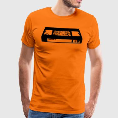Videocassette B-Movie - Men's Premium T-Shirt