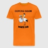 Coming Soon - Mini Me - New Baby Announcement - Men's Premium T-Shirt