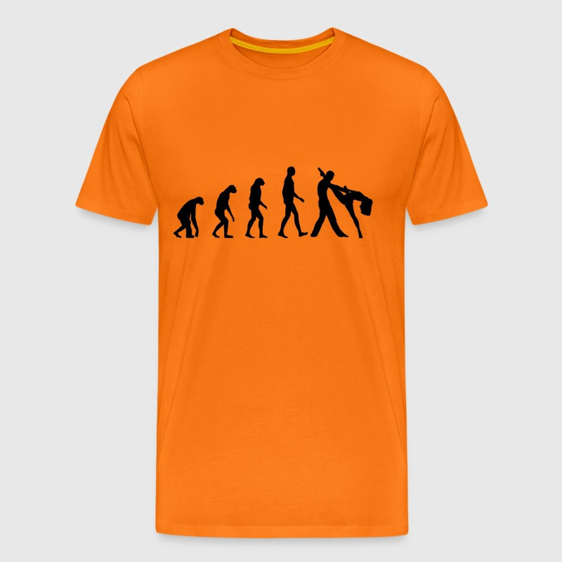 Evolution Dance - Men's Premium T-Shirt