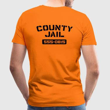 County Jail - Männer Premium T-Shirt