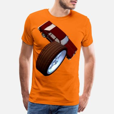 Perspektive don´t drink and drive - Männer Premium T-Shirt