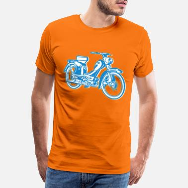 Moped moped - Men's Premium T-Shirt