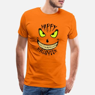 Gruselig happy halloween gruselig clown - Men's Premium T-Shirt