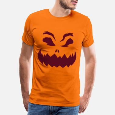 Pumpkin Halloween Pumpkin - Men's Premium T-Shirt