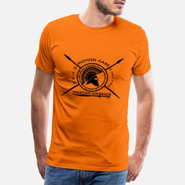 Spartans Spartan - Men's Premium T-Shirt