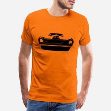 Chevelle Z28 - Men's Premium T-Shirt