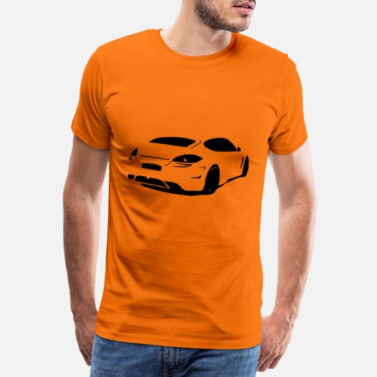 T-shirt da uomo Camaro dimensioni fino a 5xl