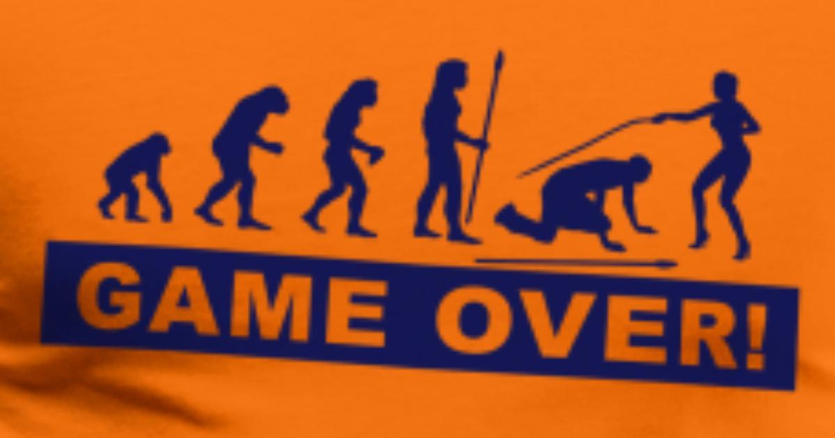 evolution_Junggesellenabschied Premium T shirt mænd | Spreadshirt
