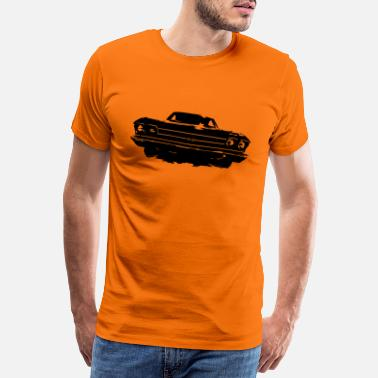 442 Chevelle - Men's Premium T-Shirt