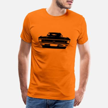 Cui Cui Chevelle - Men's Premium T-Shirt
