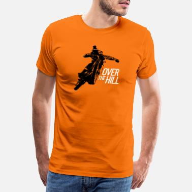 Over The Hill Over the Hill - Men's Premium T-Shirt
