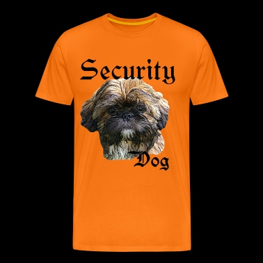 Dog, Dog Sayings, Small Dog, Dog Lovers, - Men's Premium T-Shirt