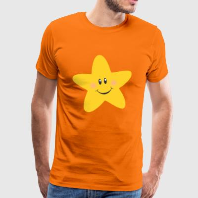 Lumi the star - Men's Premium T-Shirt
