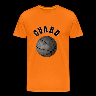 Basketbal T-shirt Guard - Mannen Premium T-shirt