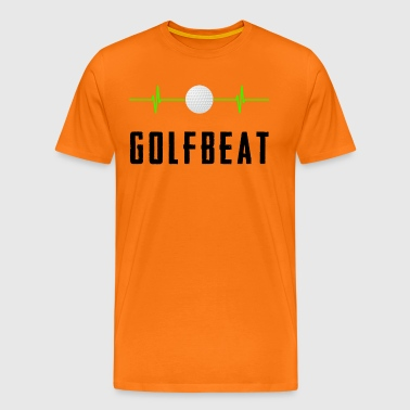 Beat Golf - T-shirt Premium Homme