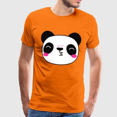 The Piping Panda - Men's Premium T-Shirt