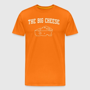 The Big Cheese - Men's Premium T-Shirt