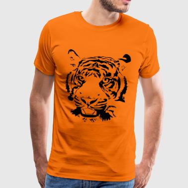 Big Tiger - Men's Premium T-Shirt
