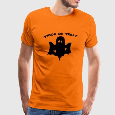 trick or treat Trick or Treat Halloween - Men's Premium T-Shirt