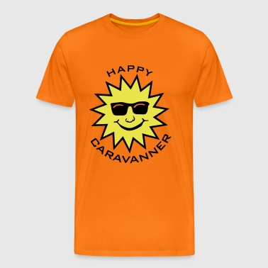 Happy Caravanner - Men's Premium T-Shirt