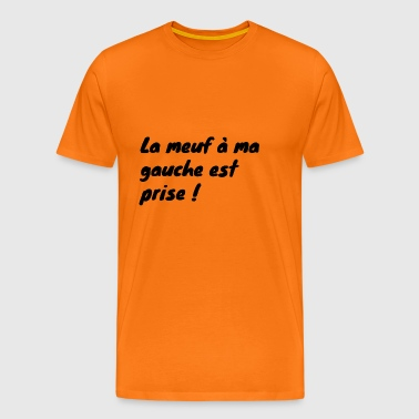 Blague - T-shirt Premium Homme