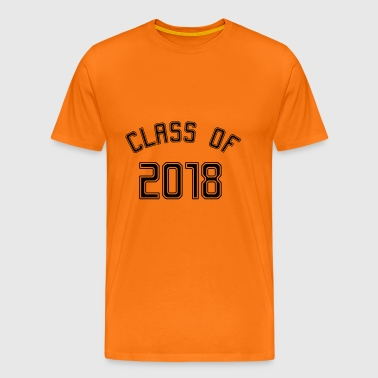 Class Of 2018 - Men's Premium T-Shirt