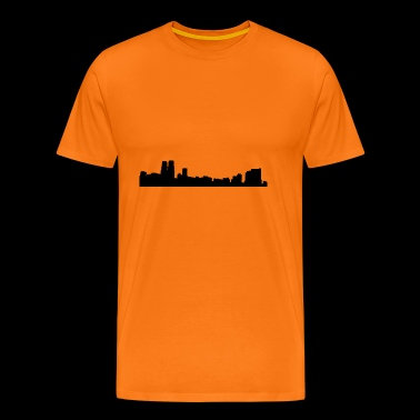 Mexico city - Premium-T-shirt herr