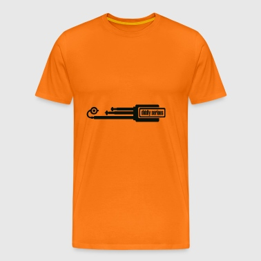 pipes - Men's Premium T-Shirt