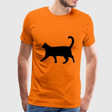 Cat. - Men's Premium T-Shirt