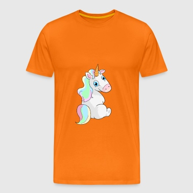 assis licorne - assis licorne - T-shirt Premium Homme
