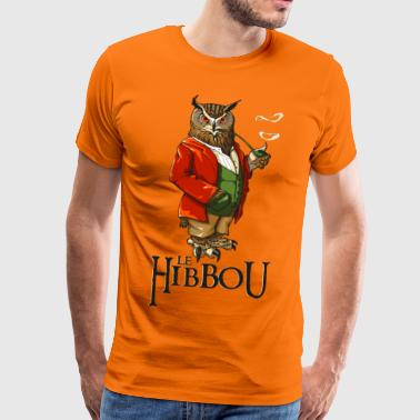 Bobby the Hibbou - Men's Premium T-Shirt