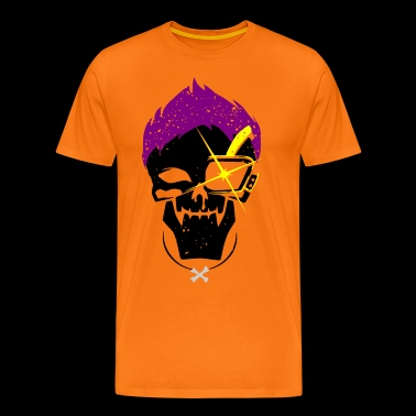 Skull Mechanic - Men's Premium T-Shirt