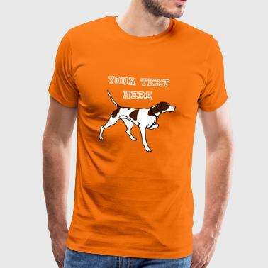 pointer_3_color - Camiseta premium hombre