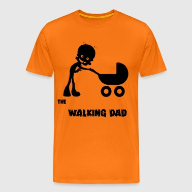 WALKING DAD - T-shirt Premium Homme