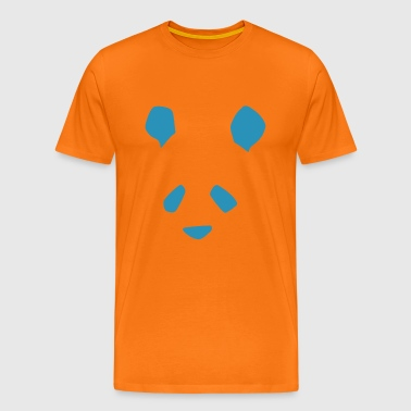 Simple Panda - Men's Premium T-Shirt