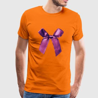 Le noeud violet - Men's Premium T-Shirt